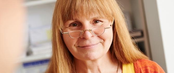 Christina Beck von der Physiotherapie-Praxis Plaß-Jetter in Stadthagen